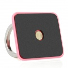 Universal 360 Degree Rotating Stand Holder Support for Iphone / Cell Phone - Pink