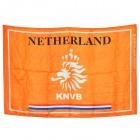 Sports Football Netherlands Cheering Flag (95 x 60cm)