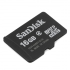 Genuine SanDisk Micro SDHC / TF Memory Card (16GB)