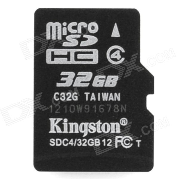Genuine Kingston SDHC / TF Memory
