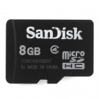 Genuine SanDisk Micro SDHC TF Memory Card (8GB)