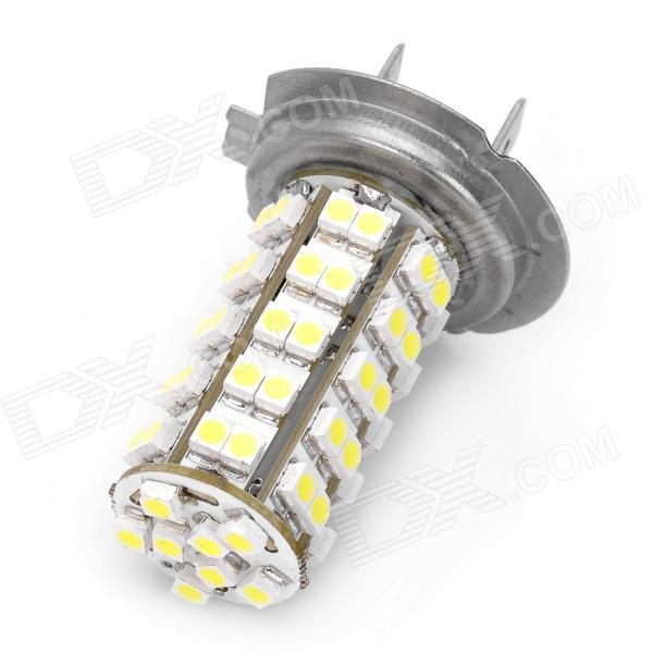 H7 2W 200LM 6500K 68-SMD LED White Light Car Foglight / Headlamp (12V) h1 4w 220lm 68 smd 1210 led warm white light car foglight headlamp tail light 12v