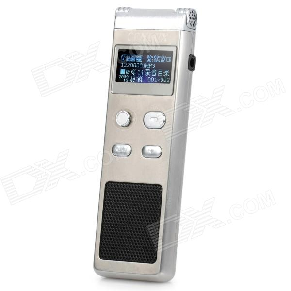 Cenlux C60 1.0 LCD Digital Voice Recorder w/ MP3 Player - Silver (2GB) high quality 3d model relief for cnc or 3d printers in stl file format panno general duhi