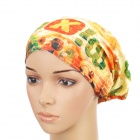 Multifunction Outdoor Sports Bicycle Cycling Seamless Head Scarf - Colorful