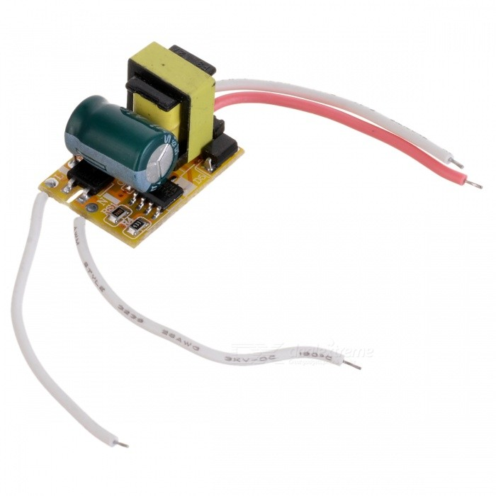 3 * 1W Constant Current Source LED Driver (100~240V)