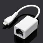 Micro USB Male to RJ45    Adapter