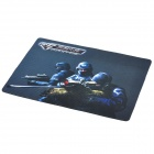 CF-2 CrossFire Gaming Mouse Pad резиновая - Black