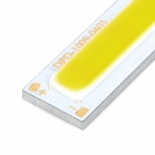 5W 475 ~ 525LM 3000K Warm White LED COB Light Bar (DC 12 ~ 14V)