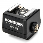 Pixel HD-N3 Hot Shoe Converter for Sony / Minolta - Black