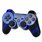 Dual-Shock Bluetooth V4.0 Wireless Controller for PS3 - Black + Blue