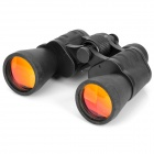 10 x 50 Binoculars Telescope with Carrying Bag - Black