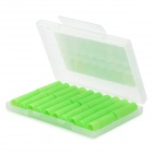 Electronic Cigarette Cartridge Refills - MB Flavor (Green / 20-Piece)