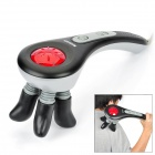 4-Finger Style Handheld Infrared Ray Circulation Electric Body Massager w/ EU Plug (AC 220V)