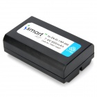 800mAh 7.4V Li-ion Replacement Battery for Minolta / Nikon - Black