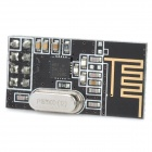 2.4GHZ + NRF24L01 Wireless Module - Black