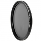 FOTGA Ultra Thin Fader Variable Neutral Density ND2~ND400 Filter (67mm)