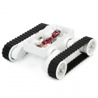 Smart Rover 5 Tracked Robot Chassis - White + Black (6 x AA)