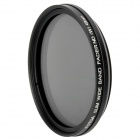 FOTGA Ultra Thin Fader Variable Neutral Density ND2~ND400 Filter (49mm)