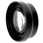 49mm 2.0X TELE Lens for SLR / Digital Camera - Black