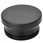 58mm 2.0x TELE Lens for SLR / Digital Camera - Black