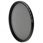 FOTGA Ultra Thin Fader Variable Neutral Density ND2 ~ ND400 Filter (77 mm)