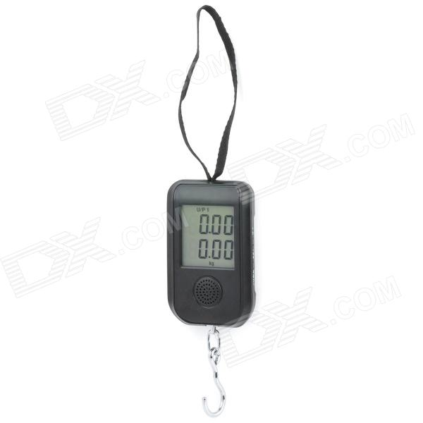 2.3 LCD Portable Electronic Handheld Hanging Digital Price Scale (2 x AAA) mini lcd display backlit portable digital scale 100g 0 01g 2 x aaa