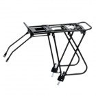 Mountain Road Bike Bicycle Aluminum Alloy Rear Back Luggage Rack - Black