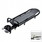 Mountain Road Bike Bicycle Aluminum Alloy Quick Realease Rear Back Luggage Rack - Black