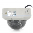IPS-922V 2.0MP CMOS Surveillance Security IP Network Camera with 30-LED IR Night Vision - White