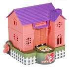 Mechanical Puppy House Coin Bank (Small)