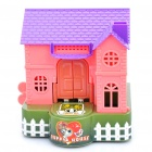 Mechanical Puppy House Coin Bank - Random Color