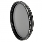 FOTGA Ultra Thin Fader Variable Neutral Density ND2~ND400 Filter (55mm)