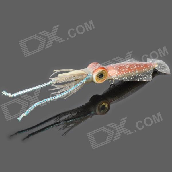 Deep Sea Sleeve-fish Style Fishing Lure Bait hot sale led deep drop underwater diamond fishing flashing light bait lure squid strobe