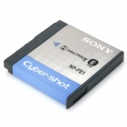 Genuine Sony NP-FE1 Replacement 3.6V 450mAh Li-ion Battery for Sony DSC-T7 - Grey + Black
