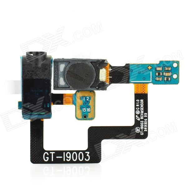 Repair Parts Replacement Headphone Jack Flex Cable for Samsung i9003  replacement headphone audio jack flex cable for iphone 4 cdma