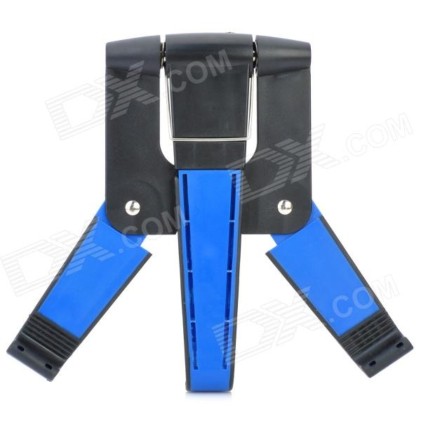 все цены на Stylish Mount Holder Stand Support for Ipad / Ipad 2 / The New Ipad / Other Tablets - Blue + Black онлайн