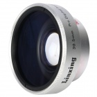 30.5mm 0.45X Pro Digital Precision Camera Wide Angle Conversion Lens w/ Macro - Silver