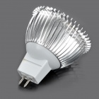 MR16 GU5.3 3W 280~300LM 3300K Warm White Light 3-LED Cup Bulb (12V)