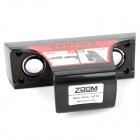 Super Zoom for XBox 360 Kinect Sensor Range Reduction Adapter