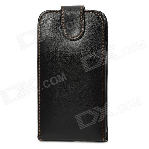 Protective PU Leather Case for Samsung Galaxy S3 i9300 - Black cool snake skin style protective pu leather case for samsung galaxy s3 i9300 brown