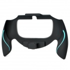 Anti-Skid Hand Grip for PS Vista - Black + Blue
