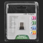Tiny Bluetooth 2.0 Wireless Adapter Dongle (Vista Supported)