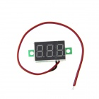 Mini 3-Digit Display Digital Voltmeter Module (3.2~30V)