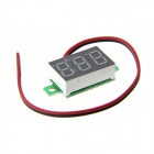 Mini 3-Digit Display Digital Módulo voltímetro (3,2 ~ 30V)