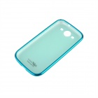 Protective Aluminum Frame + ABS Plastic Detachable Case for Samsung Galaxy S3 i9300 - Blue