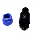 4-Pin Speakon Amplifier Cable Plug Connectors - Blue + Black (5-Piece Pack)