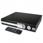Embedded Linux 16-CH Network DVR Digital Video Recorder w/ USB / LAN / VGA / RS485 / SATA - Black