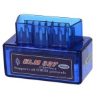 Super Mini ELM327 Bluetooth OBD2 V1.5 Car Diagnostic Interface Tool – Blue