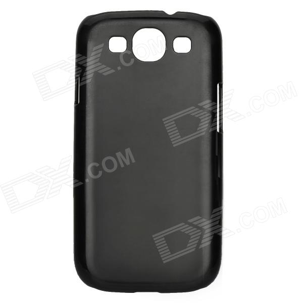 Protective PC Back Case for Samsung i9300 - Black