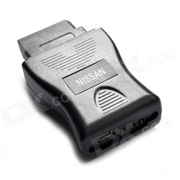 Professional Nissan 14-pin Diagnostic Consult Interface - Black